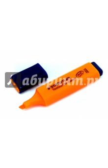 Маркер-текстовыделитель Classic 1-5 мм., оранжевый (364-4)Текстовыделители других цветов<br>Маркер-текстовыделитель Classic.<br>Толщина линии: 1-5 мм., оранжевый.<br>Пластиковый корпус.<br>