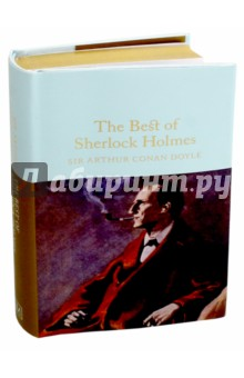 The Best of Sherlock HolmesХудожественная литература на англ. языке<br>Faithfully supported by his chronicler, Dr Watson, Sherlock Holmes pits his wits against Napoleon of Crime Professor Moriarty, assists European royalty threatened by disgrace, helps to solve the mysterious death of a young woman due to be married, and investigates intrigues that have defeated the detectives of Scotland Yard. Packed with excitement and mystery, this collection showcases the legendary sleuth at his very best. This Macmillan Collectors Library edition features an afterword by David Stuart Davies, and accompanying each tale are Sidney Pagets fantastic original illustrations from The Strand magazine. Designed to appeal to the booklover, the Macmillan Collectors Library is a series of beautiful gift editions of much loved classic titles. Macmillan Collectors Library are books to love and treasure.<br>