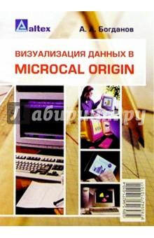 Визуализация данных в Microcal Origin