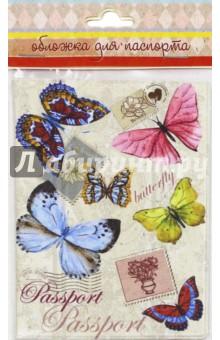 """Обложка для паспорта """"Эффект бабочки"""" (44512) Феникс-Презент"""