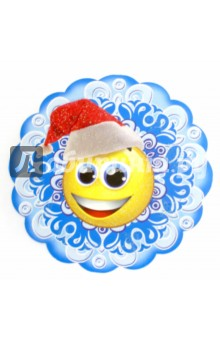 Комплект новогодних снежинок (10штук) (КМ-6837) Сфера