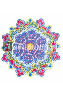 Комплект новогодних украшений (10 штук) (КМ-7132) Сфера