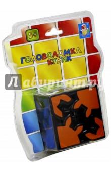 Головоломка кубик 3D, 3*3 куб, 6 см (Т57365) 1TOY
