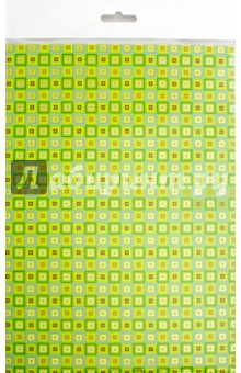 """Цветной картон поделочный """"Квадратики"""" (4 листа) (С4284-02) АппликА"""