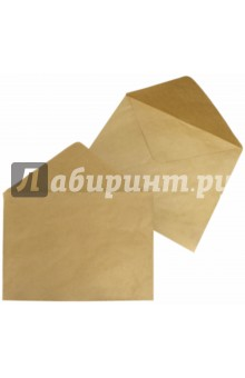 Конверт почтовый, 330х410 мм, крафт-бумага (3341KT) Ряжская печатная фабрика