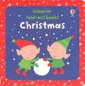 Christmas - folf-out board book