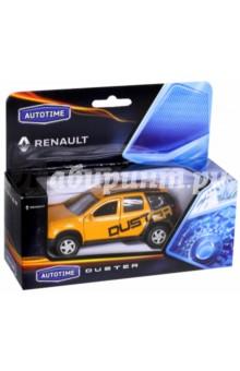 """Игрушка транспортная. Модель автомобиля """"RENAULT DUSTER"""", тюнингованая версия. Масштаб: 1:38 (49497) Autotime"""