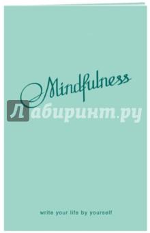 """Блокнот """"Mindfulness"""" (мята) Эксмо-Пресс"""