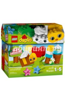 Конструктор LEGO DUPLO Времена года (10817) lego lego duplo времена года