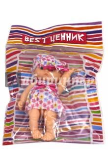 Кукла Пупс (14,5х6х21,5 см) (100802191) s s пупс в коляске