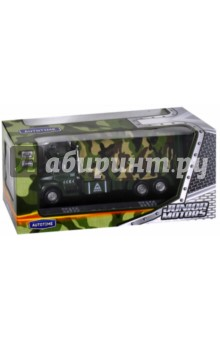 """Машинка """"Military Truck"""" с тентом (34129) Autotime"""