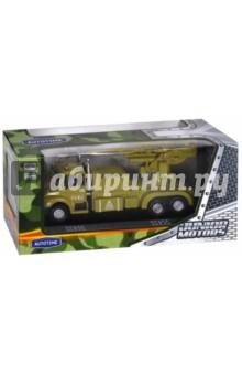 "Машинка ""Military Gun Truck"" с орудием (341280) Autotime"