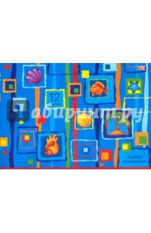 """Альбом для рисования, 12 листов """"Яркие краски"""" (12А4С_03186) Хатбер"""