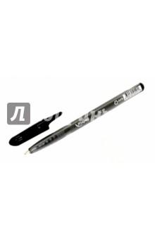 Ручка шариковая GREEN ICE, 0,6 мм, черная, прозрачный корпус MAPED