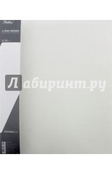 "Папка пластиковая на 2-х кольцах ""DIAMOND белая"" (А4, корешок 25 мм) (2AB4_02031)"