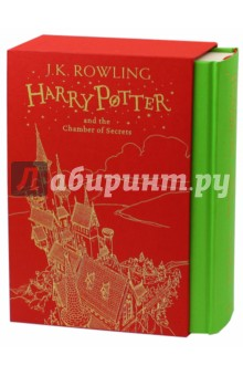 Harry Potter and the Chamber of SecretsЛитература на иностранном языке для детей<br> There is a plot, Harry Potter. A plot to make most terrible things happen at Hogwarts School of Witchcraft and Wizardry this year. <br>Harry Potter s summer has included the worst birthday ever, doomy warnings from a house-elf called Dobby, and rescue from the Dursleys by his friend Ron Weasley in a magical flying car! Back at Hogwarts School of Witchcraft and Wizardry for his second year, Harry hears strange whispers echo through empty corridors - and then the attacks start. Students are found as though turned to stone … Dobby s sinister predictions seem to be coming true.<br>This gift edition hardback, presented in a beautiful foiled slipcase decorated with brand new line art by Jonny Duddle, will delight readers as they follow Harry and his friends through their second year at Hogwarts School of Witchcraft and Wizardry.<br>