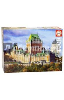 Пазл-1000 Замок Фронтенак, Квебек (17107)Пазлы (1000 элементов)<br>Пазл-мозаика.<br>1000 деталей.<br>Размер собранной картинки: 68 х 48 см.<br>Материал: картон.<br>Упаковка: картонная коробка.<br>Сделано в Испании.<br>