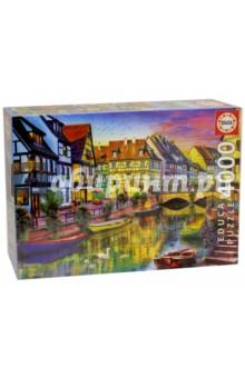 Пазл-4000 Канал Кольмар, Франция (17134)Пазлы (2000 элементов и более)<br>Пазл-мозаика.<br>4000 деталей.<br>Размер собранной картинки: 136 х 96 см.<br>Материал: картон.<br>Упаковка: картонная коробка.<br>Сделано в Испании.<br>