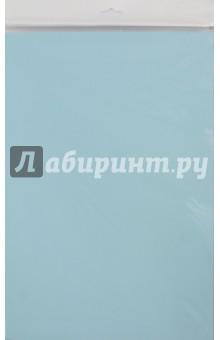 Бумага цветная тонированная (10 листов, светло-голубая) (С3036-01) Креатив-Лэнд