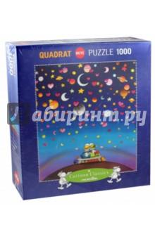 Пазл Звездное небо, 1000 деталей (29800)Пазлы (1000 элементов)<br>Пазл Звездное небо, 1000 деталей.<br>Размер собранной картинки: 56х56 см.<br>Упаковка: коробка, картон. <br>Сделано в Германии.<br>