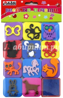 Веселые печати Игрушки (DT-1014-10)
