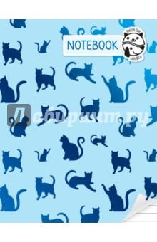 Блокнот Notebook, А5+Блокноты большие Линейка<br>Супер Мега позитивные блокноты для записей. Теперь ты можешь потрогать котика, не отрываясь от листочка, а твой текст будет просто потрясающе аккуратный! Найди всех милых жителей мира Выпуклых 3дддшк, спрятавшихся за клеточками и наполни их жизнь смыслом.<br>