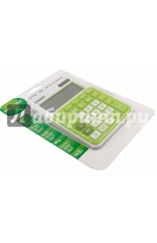 Калькулятор настольный Casio зеленый, 12-разрядный (MS-20NC-GN-S-EC)