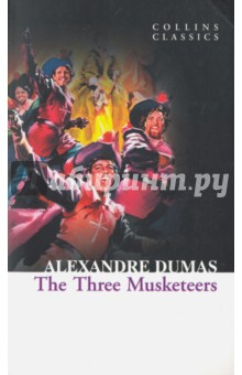The Three MusketeersХудожественная литература на англ. языке<br>Adventurous and spirited in tone, The Three Musketeers is considered one of the greatest historical French novels. When Athos, Porthos and Aramis befriend a young and determined country boy dArtagnan, together they confront the scheming Kings Minister, Cardinal Richelieu and the female spy Milady who threaten to undermine the King. Swashbuckling, romantic and often humourous, Dumas novel is a timeless tale of friendship and intrigue.<br>