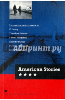 American StoriesХудожественная литература на англ. языке<br>These advanced-level Readers contain a variety of original, unsimplified short stories written by famous classic and modern writers. They are perfect for those students who are ready to make the transition from graded readers to unabridged English literature texts.<br>Each collection provides substantial language support including vocabulary, comprehension questions and language-study exercises. There is also a literary analysis section to help students examine themes, characterisation and plot - thus increasing their understanding and appreciation of each story.<br>Answer keys and further support are available from the Macmillan Readers website.<br>