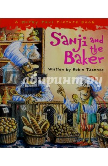 Sanji and The BakerИзучение иностранного языка<br>Sanji lives above a baker s shop. Every morning, he steps on to his balcony and enjoys the delicious aroma of freshly-baked breads and pastries. But the Baker is a mean-spirited, greedy and selfish man.  Thief!  he cries at Sanji s door.  You are stealing my smells!  Poor Sanji is taken to court to pay a hefty fine. How will the Judge make sure the Baker gets what he deserves? The riveting story is great to read aloud and Korky Paul s illustrations take to you to an exotic faraway location. With its clever courtroom-drama finale, this is a book that children will just love to hear over and over again.<br>