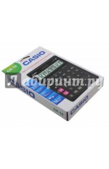 Калькулятор настол Casio черный 14-разрядный (GR-14)