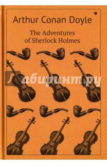 The Adventures of Sherlock HolmesХудожественная литература на англ. языке<br>The Adventures of Sherlock Holmes, first published in 1892, is a collection of twelve short stories, featuring a fictional detective Sherlock Holmes, related in first-person narrative from the point of view of Holmes s friend and admirer Dr. Watson.<br>