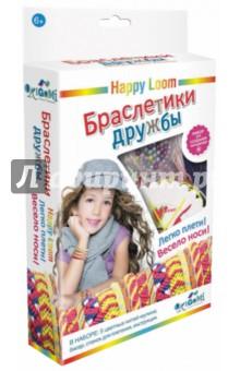 Набор для плетения браслетов Браслетики дружбы (01516)