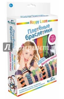 Набор для плетения браслетов Плетеные браслетики (01520)