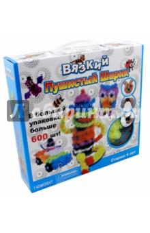 Конструктор-липучка Веселый репейник. Вязкий пушистый шарик, 600 деталей (AN 600)Конструкторы из пластмассы и мягкого пластика<br>Конструктор-липучка Bunchens 600 шт. состоит из ярких шариков, которые легко и ловко сцепляются между собой, образуя эффектные фигурки. С помощью дополнительных элементов, например, глаз, можно придать игрушке законченный вид. После игры поделки легко и быстро разбираются. В процессе увлекательного конструирования с мягким конструктором-липучкой bunchens megapack 600 развивается мелкая моторика, воображение, образное мышление, фантазия. На первоначальном этапе можно воспользоваться инструкцией с яркими примерами поделок.<br>ОСОБЕННОСТИ КОНСТРУКТОРА:<br>-мягкий<br>-разноцветный<br>-состоит из легко соединяемых шариков<br>-в комплекте дополнительные элементы - глазки, усы, крылышки <br>-образует самые разнообразные формы<br>-удобно и быстро собирается<br>ТЕХНИЧЕСКИЕ ХАРАКТЕРИСТИКИ:<br>-конструктор-липучка Веселый Репейник Bunchens 600 деталей предназначен для детей от 4 лет<br>-материал изготовления - гипоаллергенная мягкая пластмасса<br>-диаметр шарика - около 1,5 см<br>-количество элементов - 600 шт.<br>Упаковка: картона коробка с пластиковой ручкой.<br>Сделано в Китае.<br>
