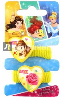 Набор резинок  Princess. Роза для Бель (65736)Детские сувениры<br>Изделие детское галантерейное. <br>Комплектность: 2 резинки. <br>Не рекомендовано детям младше 3-х лет. Содержит мелкие детали. <br>Для детей от 3-х лет<br>Материал: текстильные материалы, пластмасса.<br>Сделано в Китае.<br>