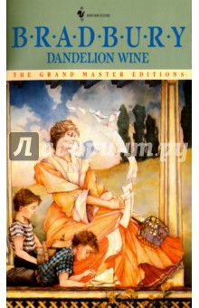 Dandelion WineХудожественная литература на англ. языке<br>The summer of  28 was a vintag season for a growing boy. A summer of green apple trees, mowed lawns, and new sneakers. Of half-burnt firecrackers, of gathering dandelions, of Grandma s belly-busting dinner. It was a summer of sorrows and marvels and gold-fuzzed bees. A magical, timeless summer in the life of a twelve-year-old boy named Douglas Spaulding--remembered forever by the incomparable Ray Bradbury. Bradbury is an authentic original. - Time<br>
