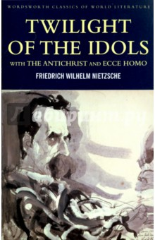 Twilight of Idols. Antichrist. Ecce HomoХудожественная литература на англ. языке<br>The three works in this collection, all dating from Nietzsche s last lucid months, show him at his most stimulating and controversial: the portentous utterances of the prophet (together with the ill-defined figure of the Ubermensch) are forsaken, as wit, exuberance and dazzling insights predominate, forcing the reader to face unpalatable insights and to rethink every commonly accepted truth . Thinking with Nietzsche, in Jaspers words, means holding one s own against him, and we are indeed refreshed and challenged by the vortex of his thoughts, by concepts which test and probe. In The Twilight of the Idols, The Antichrist, and Ecce Homo Nietzsche writes at breakneck speed of his provenance, his adversaries and his hopes for mankind; the books are largely epigrammatic and aphoristic, allowing this poet-philosopher to bewilder and fascinate us with their strangeness and their daring. He who fights with monsters, Nietzsche once told us, should look to it that he himself does not become one, and when you gaze long into an abyss the abyss also gazes into you. Reader, beware.<br>