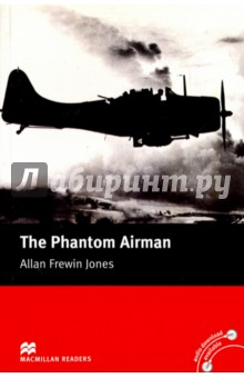 Phantom AirmanХудожественная литература на англ. языке<br>Two girls and two boys were standing in the middle of Lynchfield Green airfield. The airfield wasn t used any more and it s buildings were in ruins. Grass grew on the broken runways. It was raining and the kids were cold and wet.<br> This is a sad place!  Jack said.  Something terrible happened here once. <br>The rain was falling heavily now and a strong wind was blowing. Suddenly, there was a flash of lightening. Thunder followed it at once. The four friends were in the middle of a terrible storm!<br>Regan looked up and she screamed. A black shape was falling out of the dark clouds.<br> It s a World War Two Spitfire!  Tom shouted.  And it s going to crash! <br>