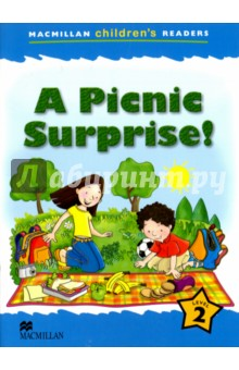 A Picnic Surprise!Литература на иностранном языке для детей<br>This is a 6 level series of readers for children learning English, bringing together a variety of enjoyable fiction and non-fiction titles.<br>The series provides reinforcement of the basic structures and vocabulary contained in most major primary courses.<br>