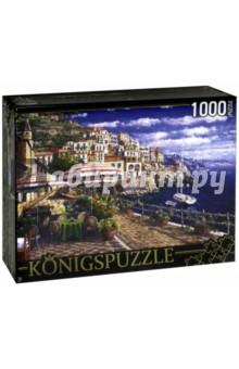 Puzzle-1000 Летняя набережная (АЛК1000-6485)Пазлы (1000 элементов)<br>Пазл.<br>Количество элементов: 1000.<br>Размер собранной картинки: 685х485 мм<br>Материалы: картон.<br>Упаковка: картонная коробка.<br>Сделано в России.<br>