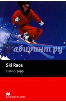 Ski RaceХудожественная литература на англ. языке<br>Rebecca and Sue like skiing. The sun s shining. There s lots of snow. They are good skiers.<br>But Mark and David are good skiers too. And then is going to be a race.<br>Who is going to win?<br>