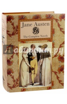 Complete Novels of J. AustenХудожественная литература на англ. языке<br>Jane Austen is perhaps the best-loved of all English novelists. Her knowledge of human nature is remarkable, and her awareness of the importance of class, money and appearances makes her a peculiarly modern author. She addresses the politics of dating, courtship and mating with an incisive intelligence that both foreshadows and outstrips many of the romantic novels of today. Her teasing novels of gentle worldliness have been brought to new audiences by modern film and television productions, and this complete edition of her novels will be a welcome addition to any library or collection of books. It is bound in real cloth, with head and tail bands, a ribbon marker, top edge gilt and a gold-blocked jacket. Illustrated by Hugh Thomson.<br>
