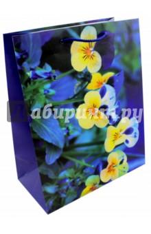 Пакет подарочный ламинированный. Размер: 327х264 мм. (LP 3068)Подарочные пакеты<br>Пакет подарочный ламинированный. Декорирован глитером.<br>Размер: 327х264 мм.<br>Ручки: текстиль.<br>