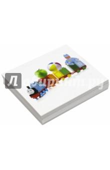 Комплект карточек мини Игры с малышамиЗнакомство с миром вокруг нас<br>В составе набора - 40 весёлых, развивающих игр для малышей от 2 до 6 лет. Играть в них можно дома, в машине, самолете или на прогулке. Игры развивают интеллект, воображение, память, речь, мелкую моторику, креативность и логику. Карточки Игры направлены на занимательное общение взрослых с детьми и позволяют генерировать такие игры, как: назови антонимы, придумай слово на последнюю букву, уменьши слово, назови детёнышей, что бывает..., загадай слово...<br>Комплект карточек Игры развивает творчество, воображение, социализацию ребёнка.<br>Для детей от 2 лет.<br>