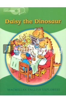 Daisy the DinosaurЛитература на иностранном языке для детей<br>In the first of two stories, baby Daisy emerges from a dinosaur egg. The second story shows how she always manages to get into trouble.<br>Macmillan English Explorers have been written specifically for young learners of English. They bring first language teaching methods to reading lessons in international classrooms.<br>