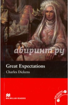 Great ExpectationsХудожественная литература на англ. языке<br>A retelling for students of English of one of Dickens s best-known novels, this is an upper intermediate-level Macmillan Reader. One bleak and windy evening, 8-year-old Pip meets an escaped convict on the marshes. Shortly afterwards, he is summoned to Satis House, the derelict, gloomy home of the strange, reclusive Miss Havisham. Here, Pip meets and falls in love with the beautiful, cold-hearted Estella, but can they ever be together?<br>Retold by Florence Bell.<br>