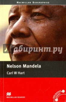 Nelson MandelaХудожественная литература на англ. языке<br>Nelson Mandela was born in a remote African village but went on to become the most influential African leader in history. This Macmillan Reader charts Mandelas journey from childhood to ANC activist. It goes on to describe his release after 27 years imprisonment by the South African government, his role in ending Apartheid and his eventual inauguration as the first black President of South Africa.<br>