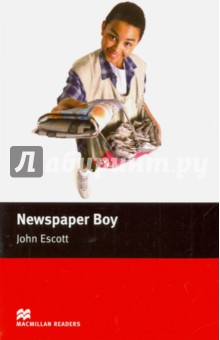 Newspaper BoyХудожественная литература на англ. языке<br>Two adventure stories about a newspaper delivery boy who wants to be a detective.<br>Alarm!- Toby stops a gang of thieves to break into an electronics factory.<br>The Cutting- Toby is convinced that the new occupant of 17 Ash Avenue is an escaped bank robber.<br>