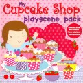 My Cupcake Shop. Playscene Pack